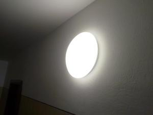 Výmena klasick=ho svietidla za LED